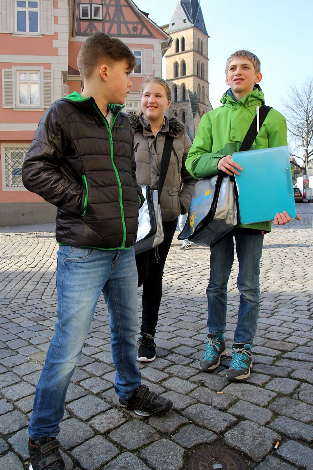 Kleine Stadtführer der Kinder-Biennale