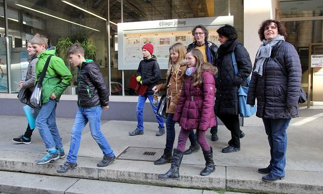 Kleine Stadtführer Esslingen
