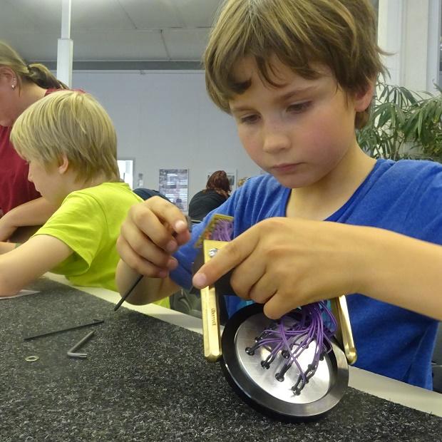 Projekt für Kleine TechnikerInnen vorerst erfolgreich abgeschlossen
