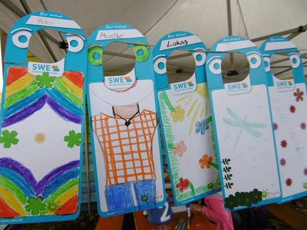 Die Kinder-Biennale zu Gast auf dem Postmichelfest
