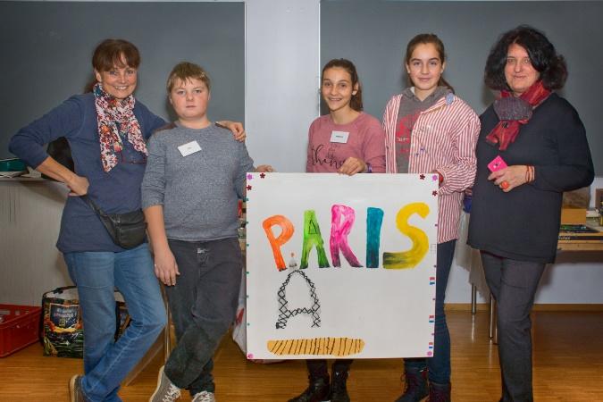 Metropolen entdecken und darstellen war eines der Themen unserer Workshops