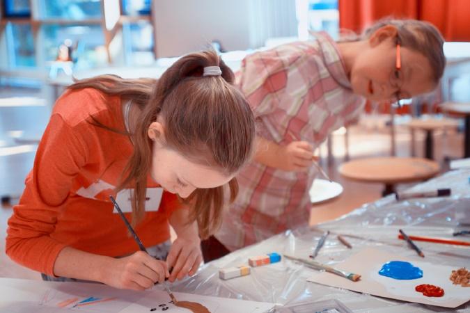 Teamarbeit - auch die war gefragt beim 1. Architekturfestival